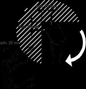 Montaż rolet rzymskcih | DECOEXPERT