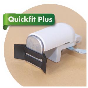Uchwyty Bezinwazyjne Quickfit | Decoexpert